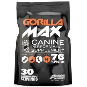 Gorilla Max Protein Supplement