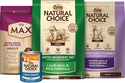 Natural Dog Foods are a great diet for all breeds of dogs.
