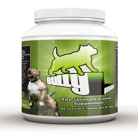 Bully Max Dog Supplements