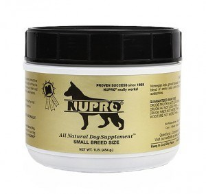 nupro dog supplement review