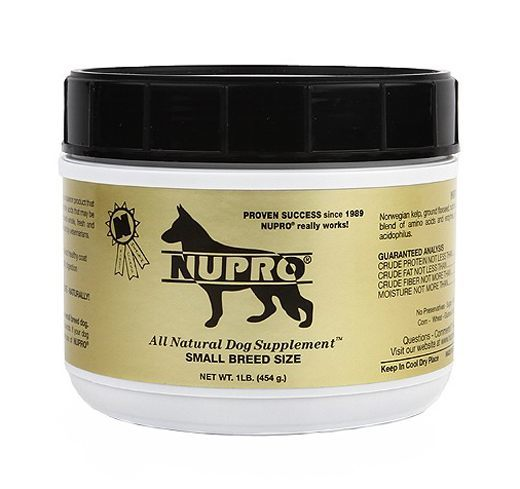 Nupro All Natural Supplements