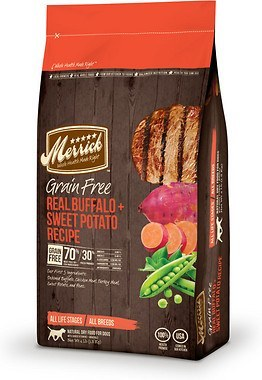 Best Moderate Protein Grain Free Dog Food