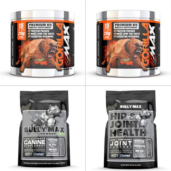 Muscle Building Combo Packs