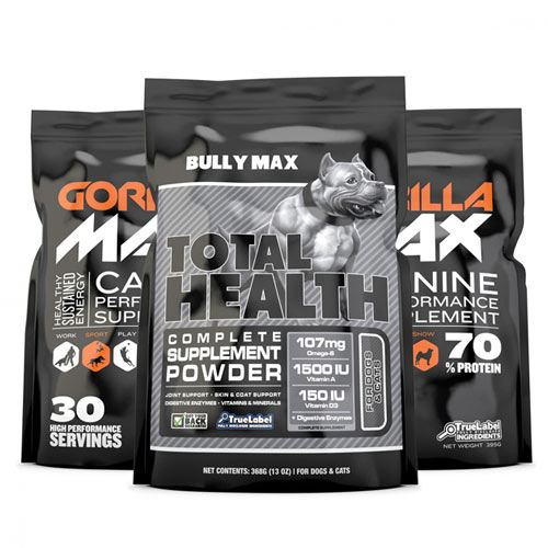 Gorilla Max & Total Health Combo Pack